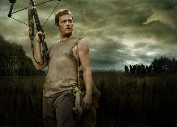 walking dead norman reedus fix for daryl dixon images e1377031801471 - AMC's Blog Posts Norman Reedus Q&A
