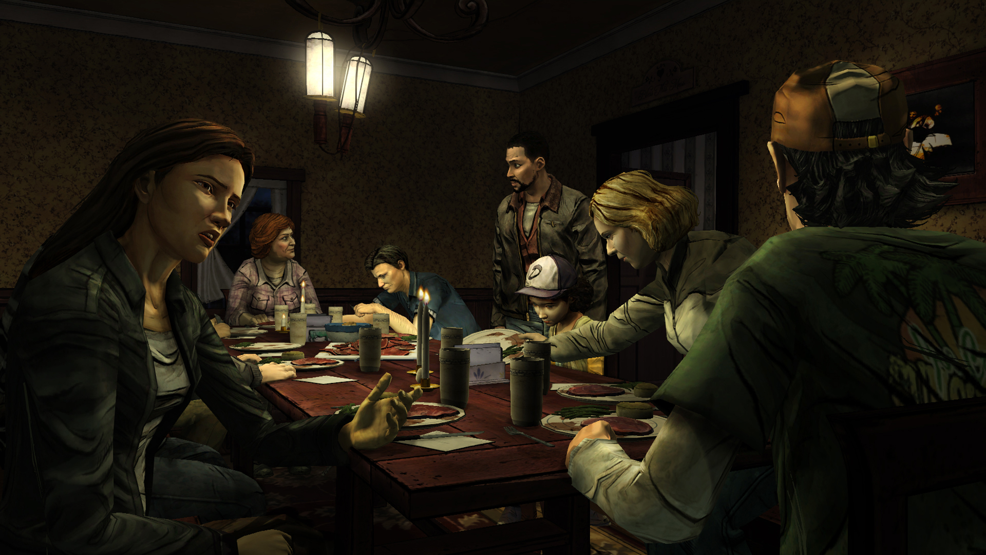 Game 2 - Next Chapter In Telltale's Walking Dead Game Delayed
