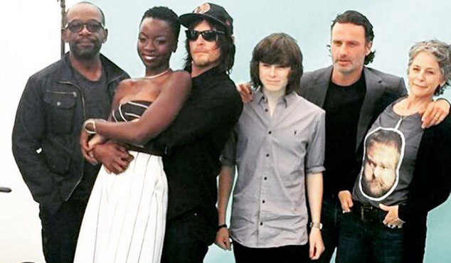 TWD sdcc15b - SDCC2015: An Analysis Of The Walking Dead Panel