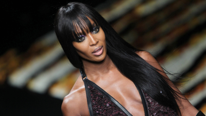naomi campbell - Naomi Campbell Checks Into American Horror Story: Hotel