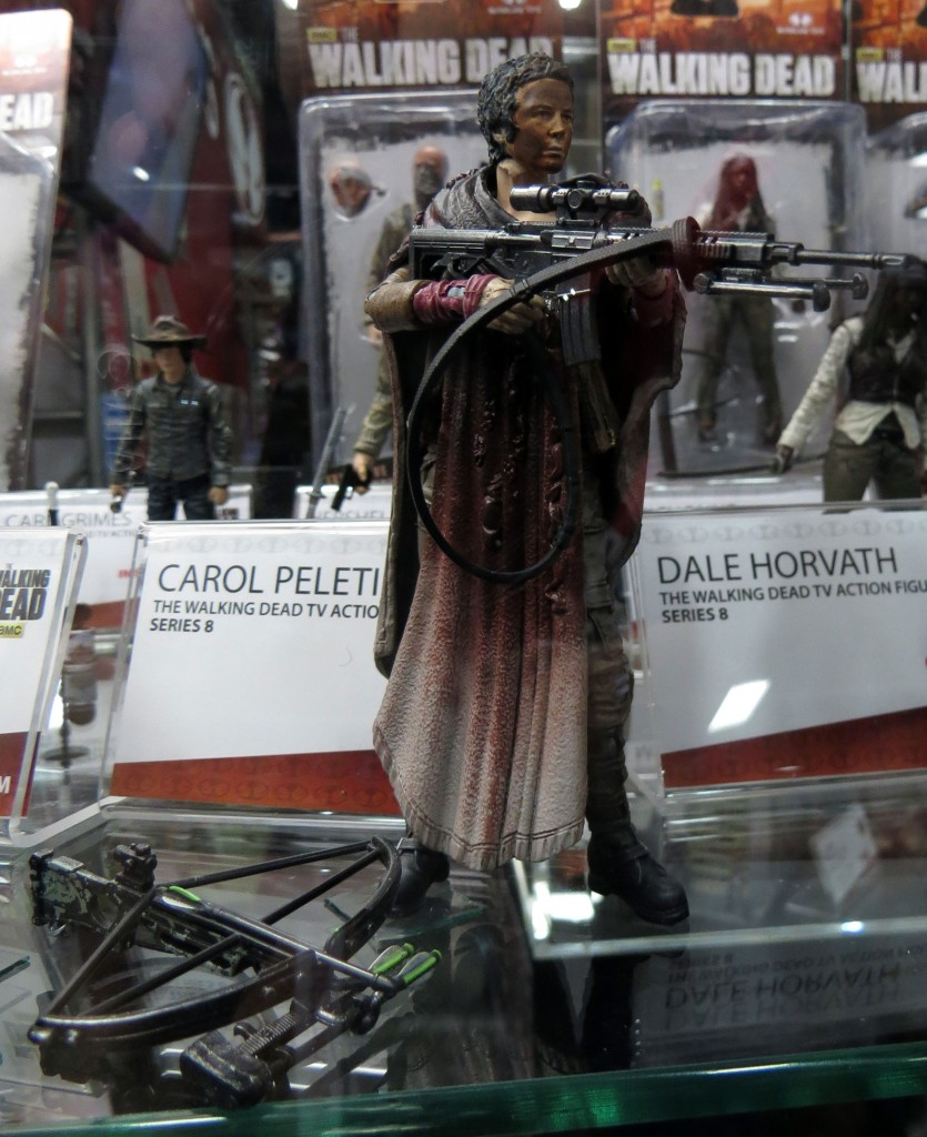sdcc2015 07 09 mcfarlane toys booth 02 835x1024 - SDCC2015: A Photo Gallery Of McFarlane's Walking Dead Figures