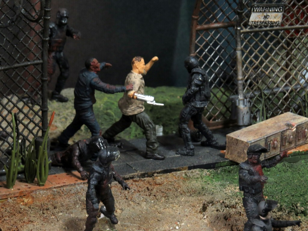 sdcc2015 07 09 mcfarlane toys booth 06 1024x768 - SDCC2015: A Photo Gallery Of McFarlane's Walking Dead Figures
