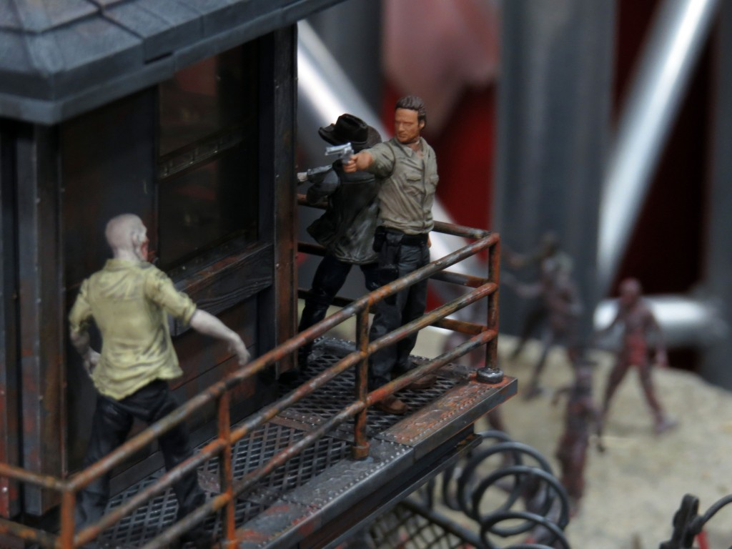sdcc2015 07 09 mcfarlane toys booth 07 1024x768 - SDCC2015: A Photo Gallery Of McFarlane's Walking Dead Figures
