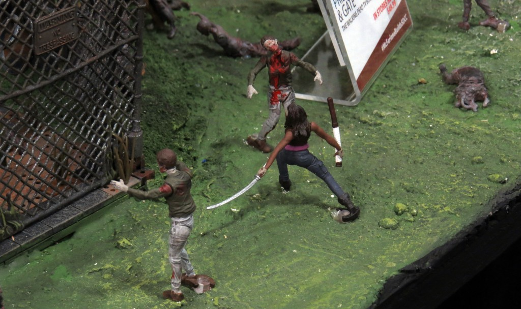 sdcc2015 07 09 mcfarlane toys booth 10 1024x608 - SDCC2015: A Photo Gallery Of McFarlane's Walking Dead Figures