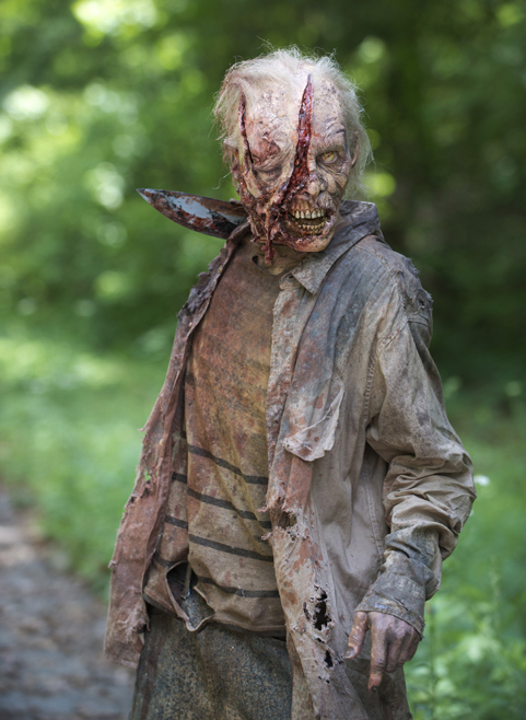 the walking dead season 6 walkers 658px 1 - More Walkers From The Upcoming Walking Dead Season