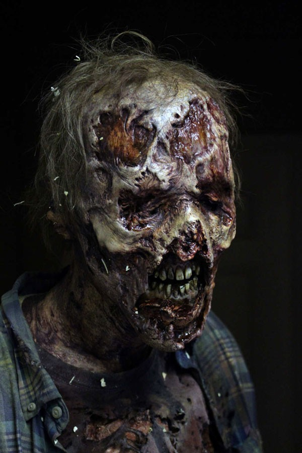 walker1 - Greg Nicotero Shares New Walker Photos