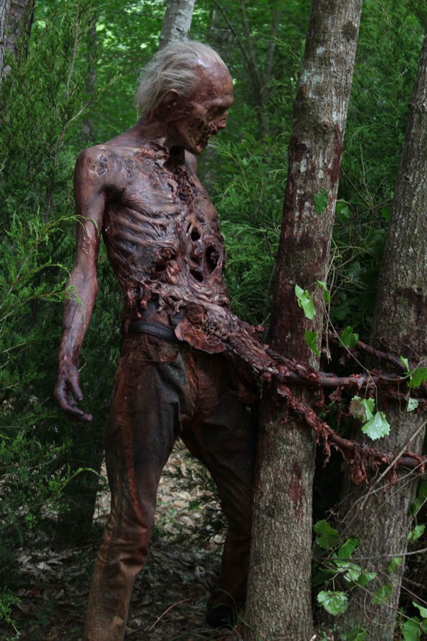 walker2 - Greg Nicotero Shares New Walker Photos