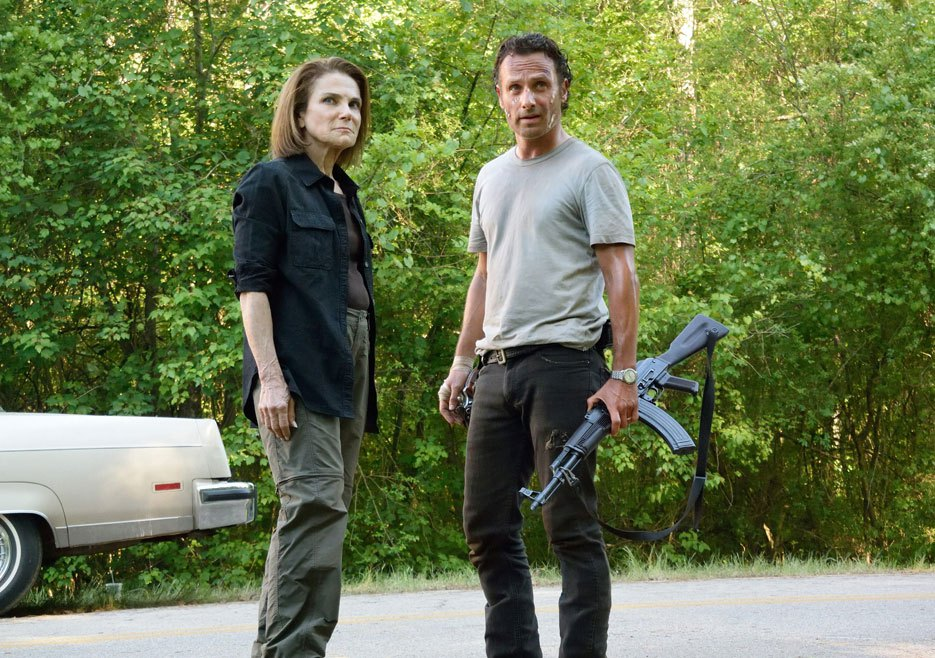 twd season6 - New Walking Dead Season 6 Images
