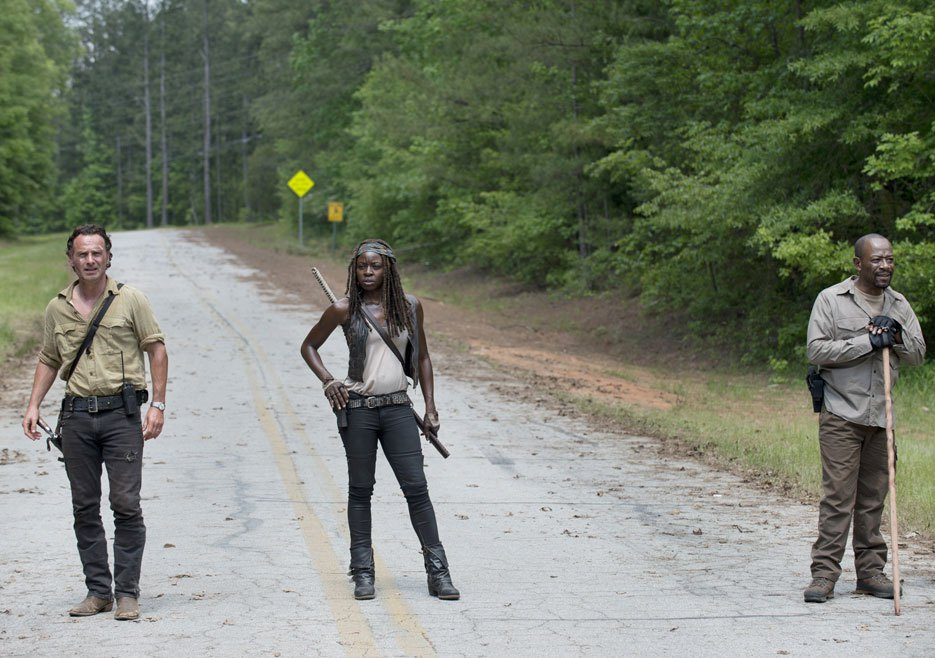 twd season6h - New Walking Dead Season 6 Images