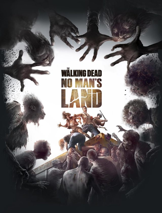 walking dead no mans land - The Walking Dead Goes Mobile With No Man's Land