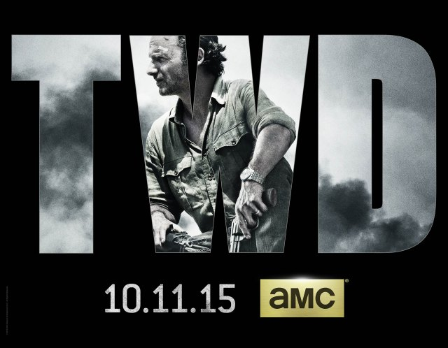 TWD S6 Key Art - Synopsis For The Walking Dead's Season 6 Premiere