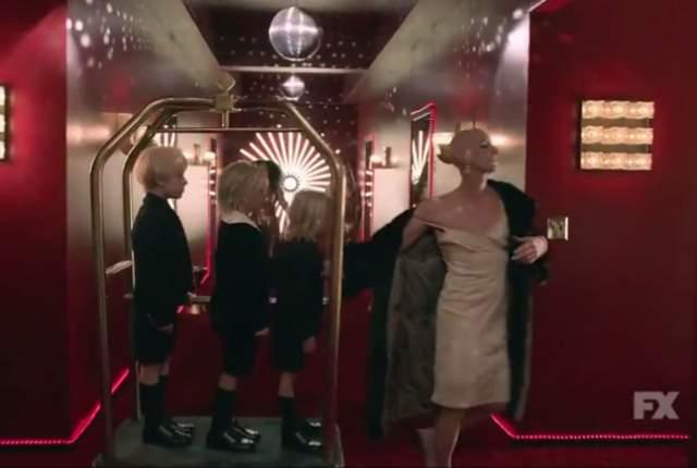 ahshotel - American Horror Story: Hotel Trailer - Hallways