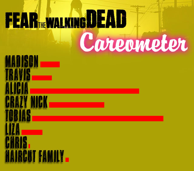 "careometer2 - Fear The Walking Dead ""The Dog"" Recap"