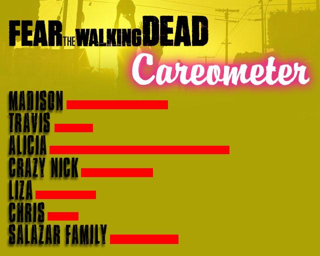 "careometer3 - Fear The Walking Dead ""Not Fade Away"" Recap"