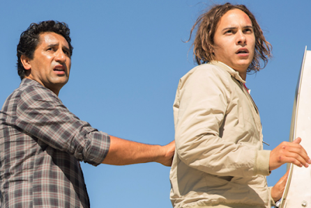 fear the walking dead ep 2 - FTWD Ratings Drop Off In Second Week