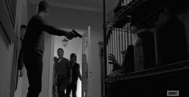 "vlcsnap 2015 10 13 19h47m56s242 660x340 - The Walking Dead Season 6 Premiere Recap: ""First Time Again"""