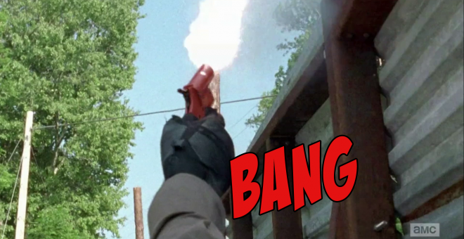 "vlcsnap 2015 10 13 19h54m29s210 660x340 - The Walking Dead Season 6 Premiere Recap: ""First Time Again"""