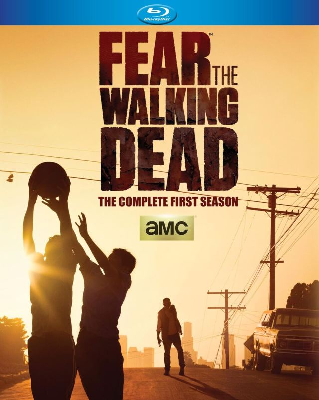 fear the walking dead - Watch A Special Feature From The Fear The Walking Dead Blu-Ray