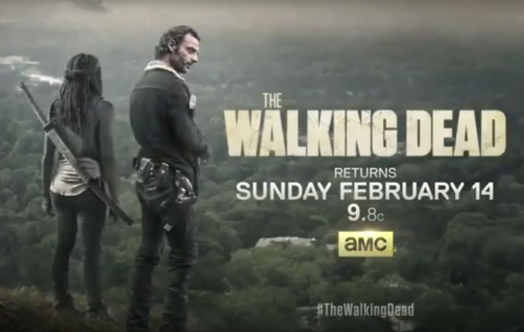look at this new trailer for the walking dead s return