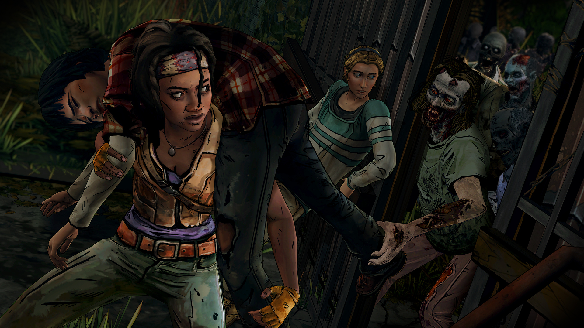 WDM 102 Grab 1920x1080 - New Screens And Trailer From Telltale's Michonne Series