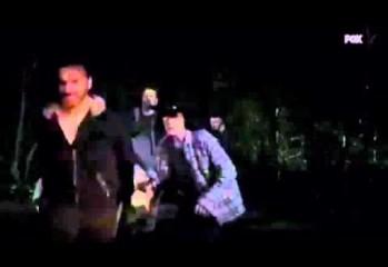 footage from the walking deads s 349x240 - Footage From The Walking Dead's Season Six Finale Leaked