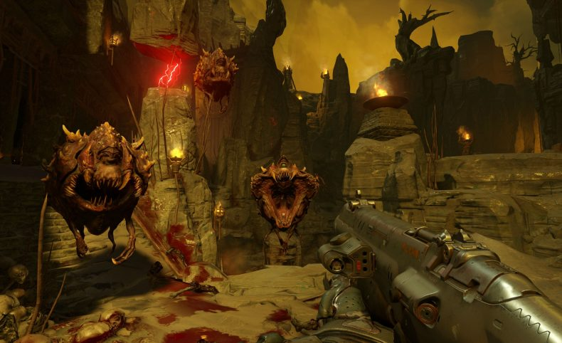 Doom4 790x482 - Xbox One Sale Includes Doom, Watch Dogs, and More