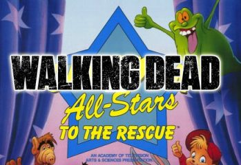 allstars 349x240 - Walking Dead All-Stars To The Rescue