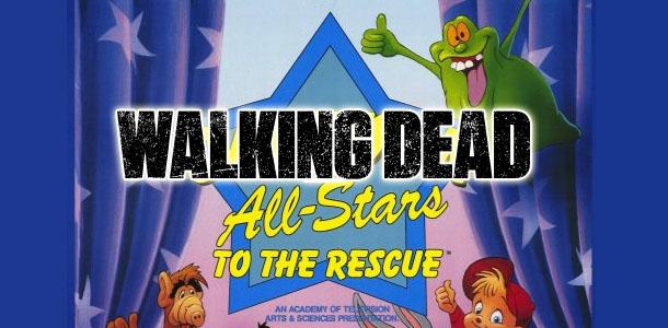 allstars - Walking Dead All-Stars To The Rescue