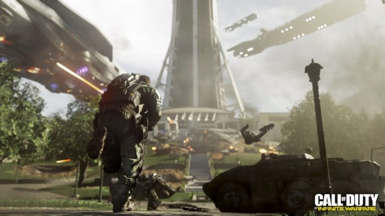 call of duty infinite warfare 05 1280x720 790x444 - Call of Duty Getting Panel At SDCC