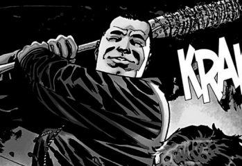 walking dead negan main Custom 349x240 - So What Happens When The Walking Dead TV Series Catches Up With The Comics?