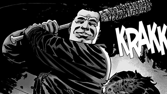 walking dead negan main Custom - So What Happens When The Walking Dead TV Series Catches Up With The Comics?
