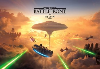 Bespin 349x240 - Star Wars Battlefront Adds Bespin Map And Characters