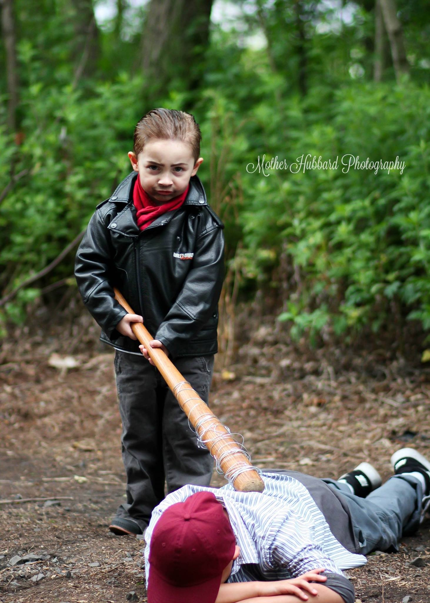 Negan Glenn Rhee - Not Everyone Is Happy About This Walking Dead Photo Shoot