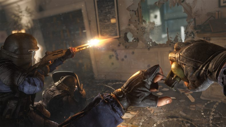 R6S 790x444 - Rainbow Six: Siege Updates Code Of Conduct Policy