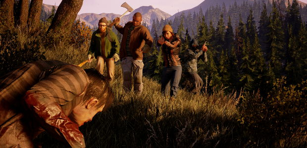 state of decay 2 - State Of Decay 2 Now 4-Player Co-Op Title