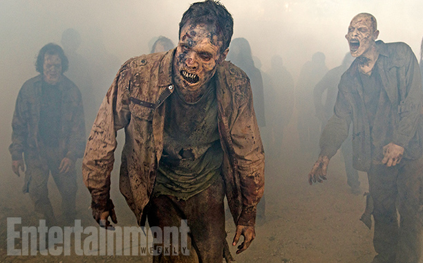 0548598888 - Six New Walking Dead Season 7 Photos Revealed