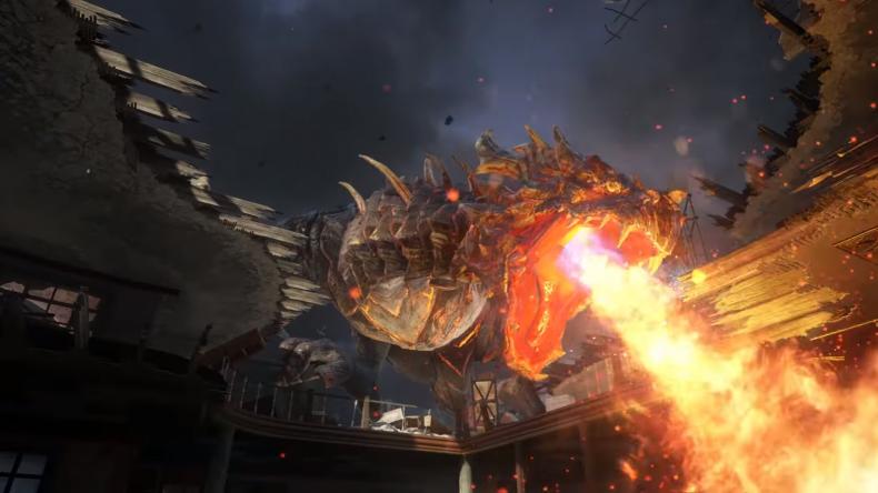 CallofDutyDescentDLC Dragon 790x444 - Call of Duty: Black Ops III Descent DLC Available Now