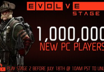 Evolve 349x240 - Evolve Hits 1 Million Players Since Doing Free-To-Play