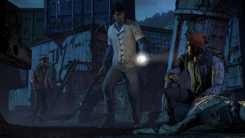 ed1b0364 9535 40f3 9611 9377d685de8c - SDCC 2016: New Screens From Telltale's Walking Dead Season Three