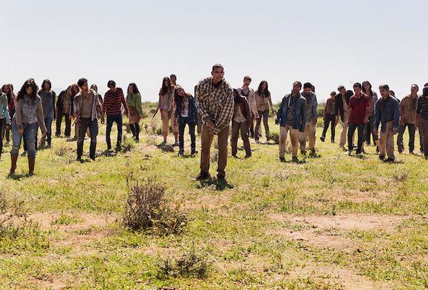 The Walking Dead Season Six Video Shows Most Memorable Zombies