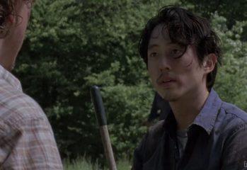 glenn 349x240 - Walking Dead Season 6 Deleted Scene: Dig A Ditch