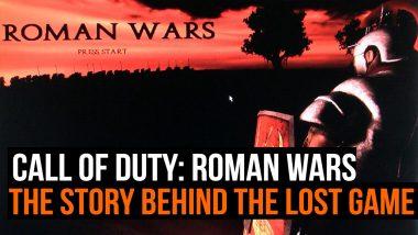 "roman themed call of duty never 380x214 - Roman Themed Call Of Duty ""Never Considered"""