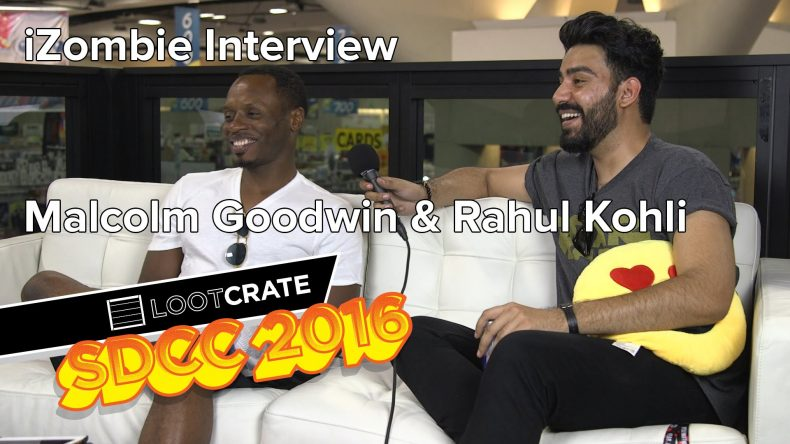 sdcc 2016 clive and ravi talk iz 790x444 - SDCC 2016: Clive And Ravi Talk iZombie
