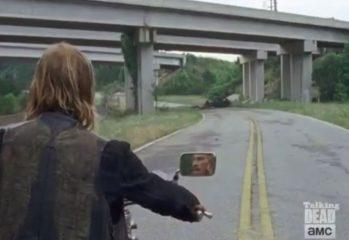 dwight 349x240 - New Clip Released From Walking Dead Season Seven