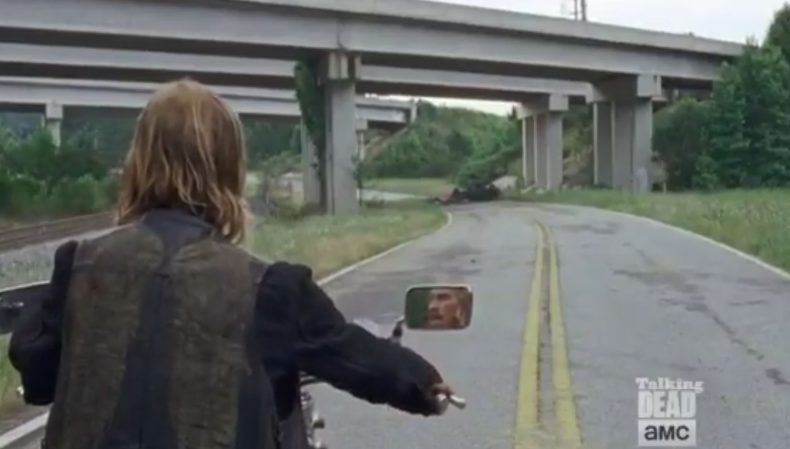 dwight 790x449 - New Clip Released From Walking Dead Season Seven