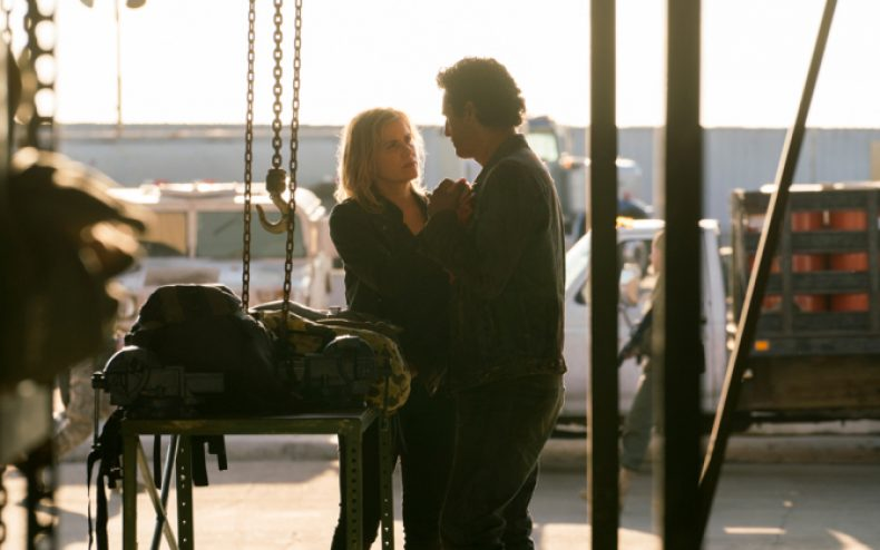 fear the walking dead kim dickens cliff curtis 790x494 - First Look At Fear The Walking Dead Season 3