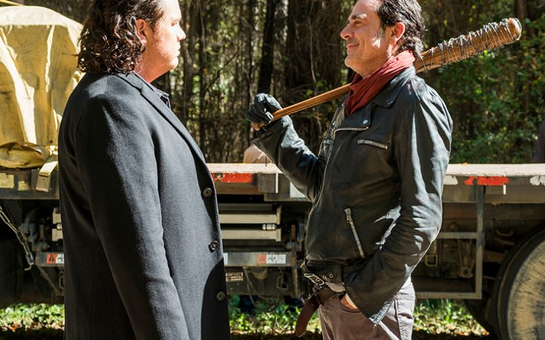 the walking dead episode 716 eugene mcdermitt negan morgan pre 800x600 790x494 - Is A Time Jump In Walking Dead's Future?