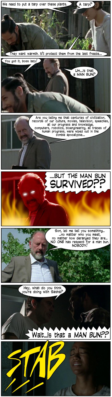 walkingdead14 - It Truly Is The Apocalypse