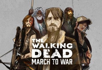 marchtowar 349x240 - How To Play The Walking Dead: March To War