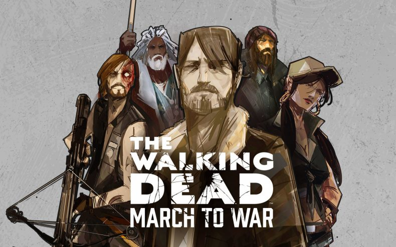 marchtowar 790x494 - How To Play The Walking Dead: March To War
